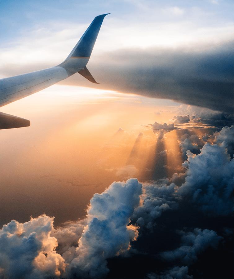 KJET Aircraft Management - jet flying high