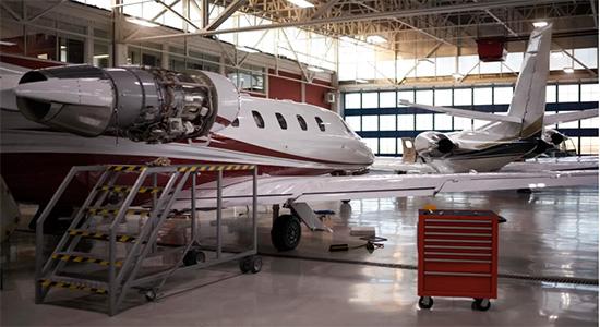 KJET. Aircraft Acquisitions: handling-the-offer