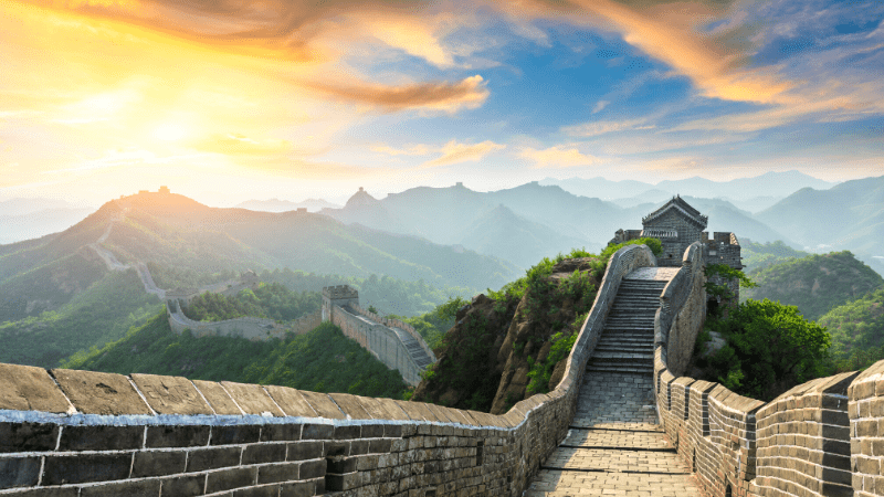 THE MOST BEAUTIFUL PLACES TO VISIT IN THE WORLD BY PRIVATE JET AFTER COVID-19 - China