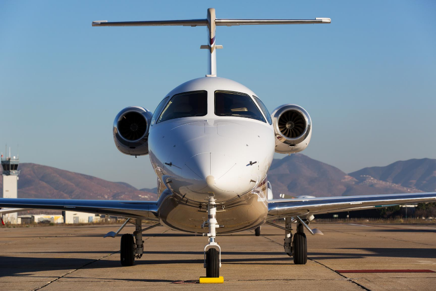 AUGUST 2020 PRIVATE JET NEWS Monthly News Feed