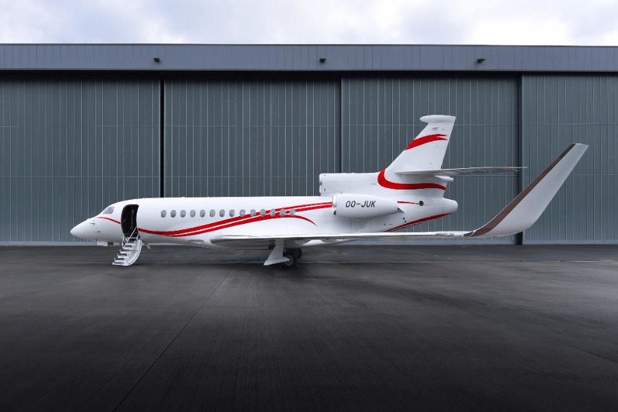 2017 Dassault Falcon 7x - Private Jets For Sale 2020 - KJET