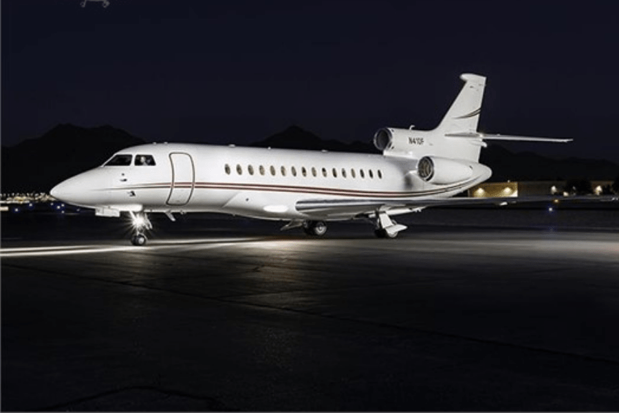 2016 Dassault Falcon 8x - Private Jets For Sale 2020 - KJET