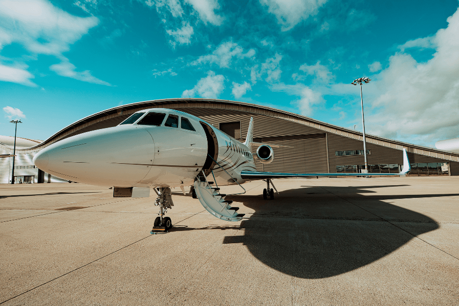 KJET Private Jets for sale - 2020 - 2009 Dassault Falcon 2000LX - Exterior