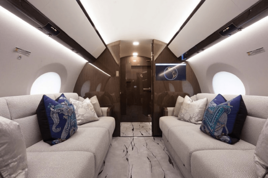 2014 Gulfstream Aerospace G650ER - Private Jets For Sale 2020 - KJET