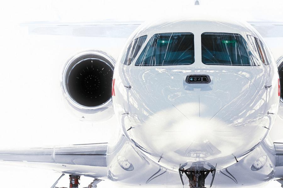 Dassault Falcon 6x - exterior