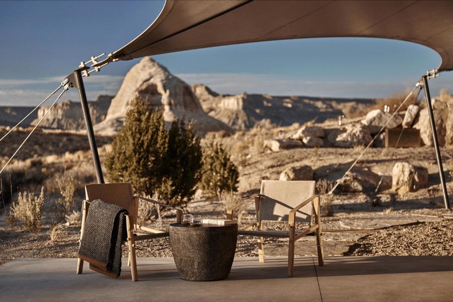 Amangiri Luxury Resort, Utah. Top destination for social distancing