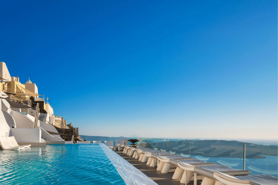 Athina Luxury Suites, Greece. Top destination for social distancing