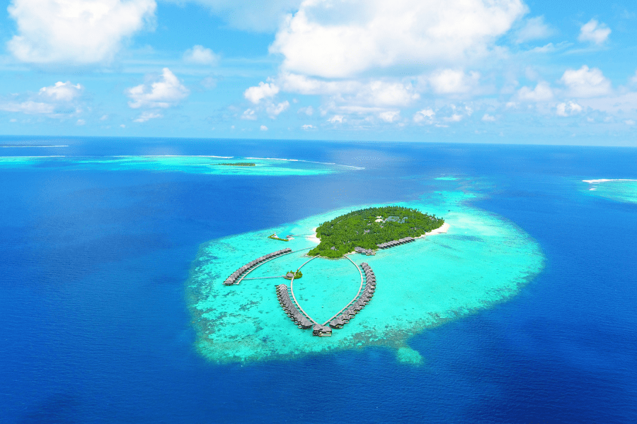 Ayada Island Maldives. The Most Luxurious Destinations Made For Social Distancing.