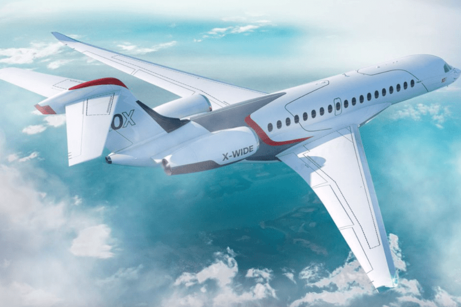 Falcon 10x - Latest news curation in the private jet market for June 2021