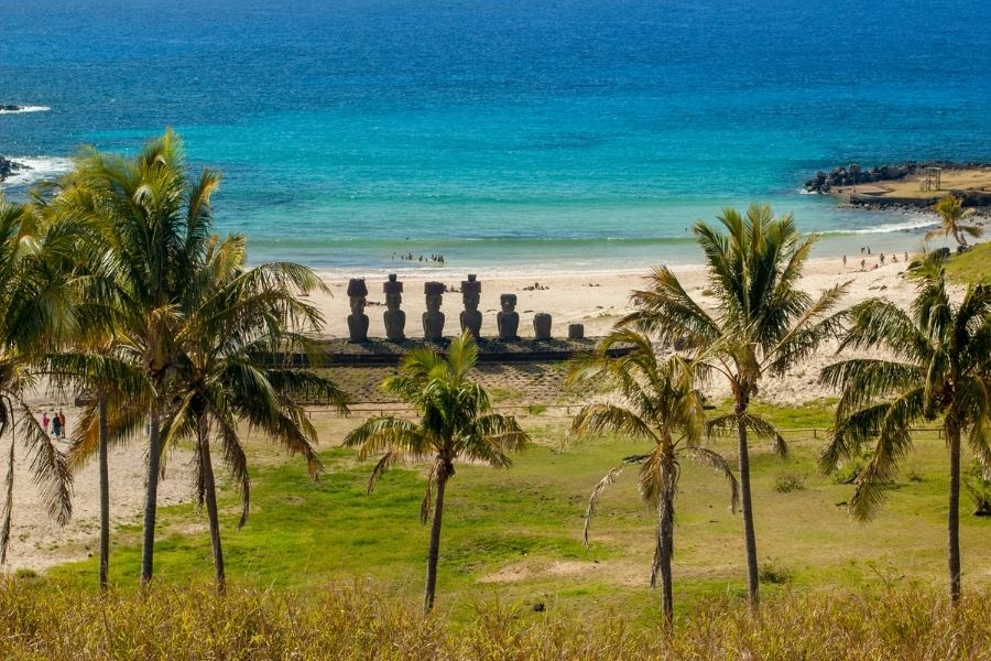 Easter Island - Chile - Top Diving Destinations To Get To By Private Jet