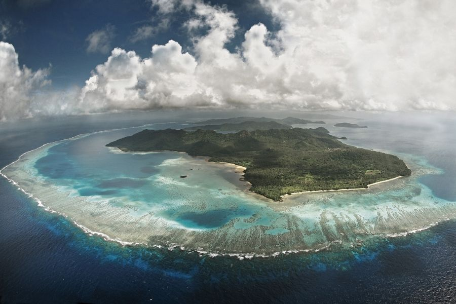 Laucala Island Fiji - Top Diving Destinations To Get To By Private Jet