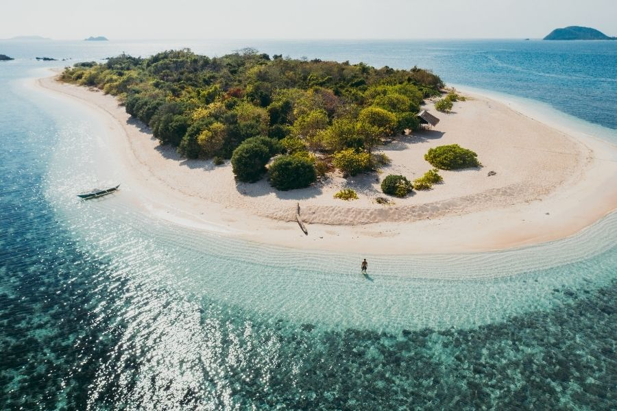 Pamalican Island Philippines - Top Diving Destinations To Get To By Private Jet