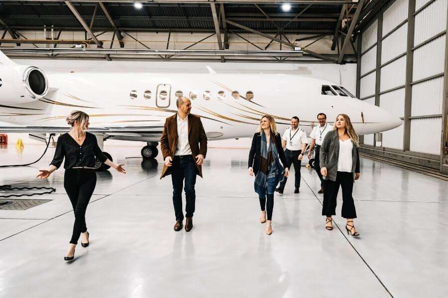 KJET Aircraft Management Team