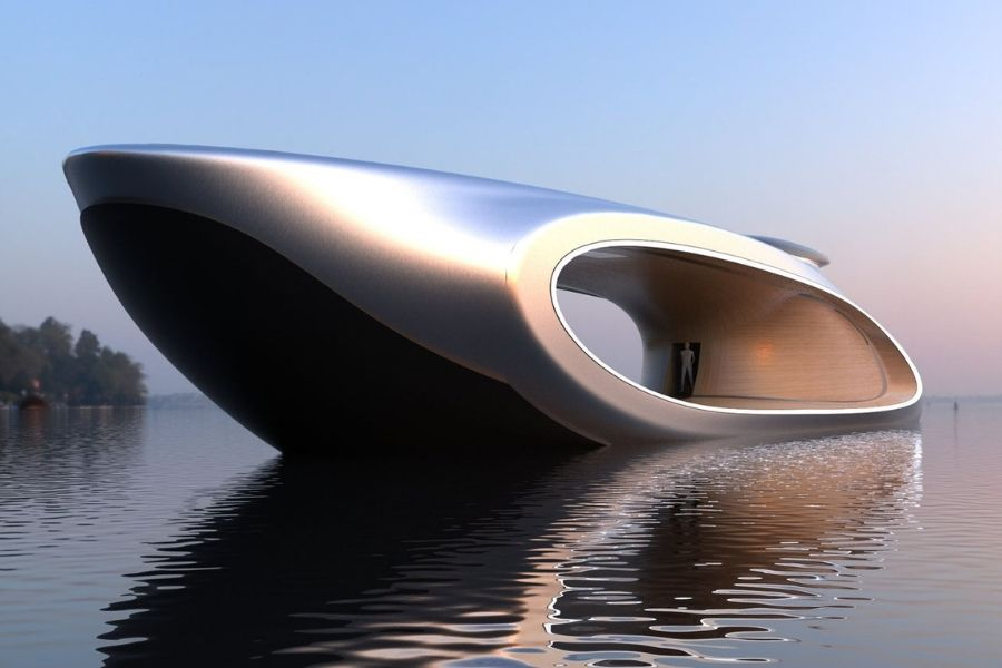 Lazzarini-Design Superyacht